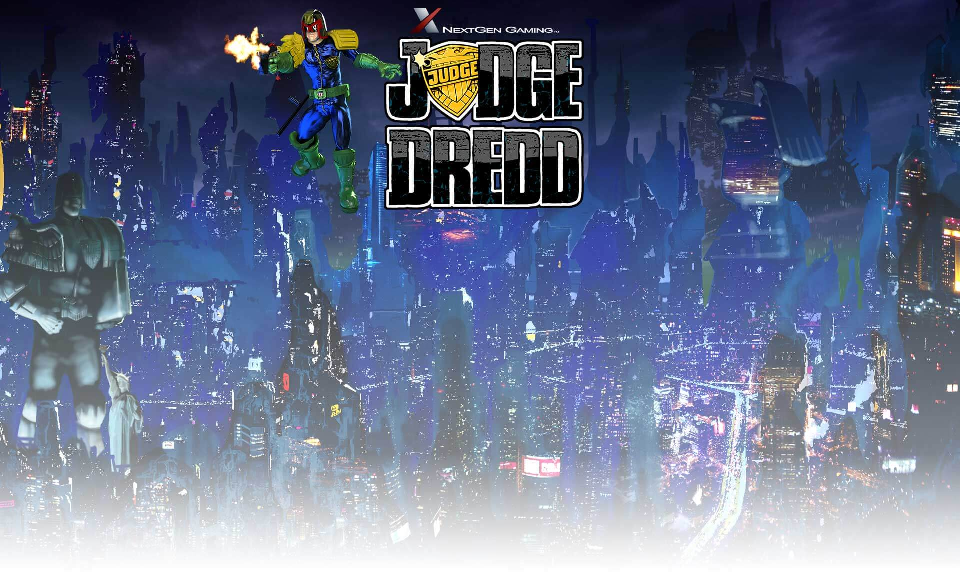 Judge Dredd Slot Review & Guide for Players Online