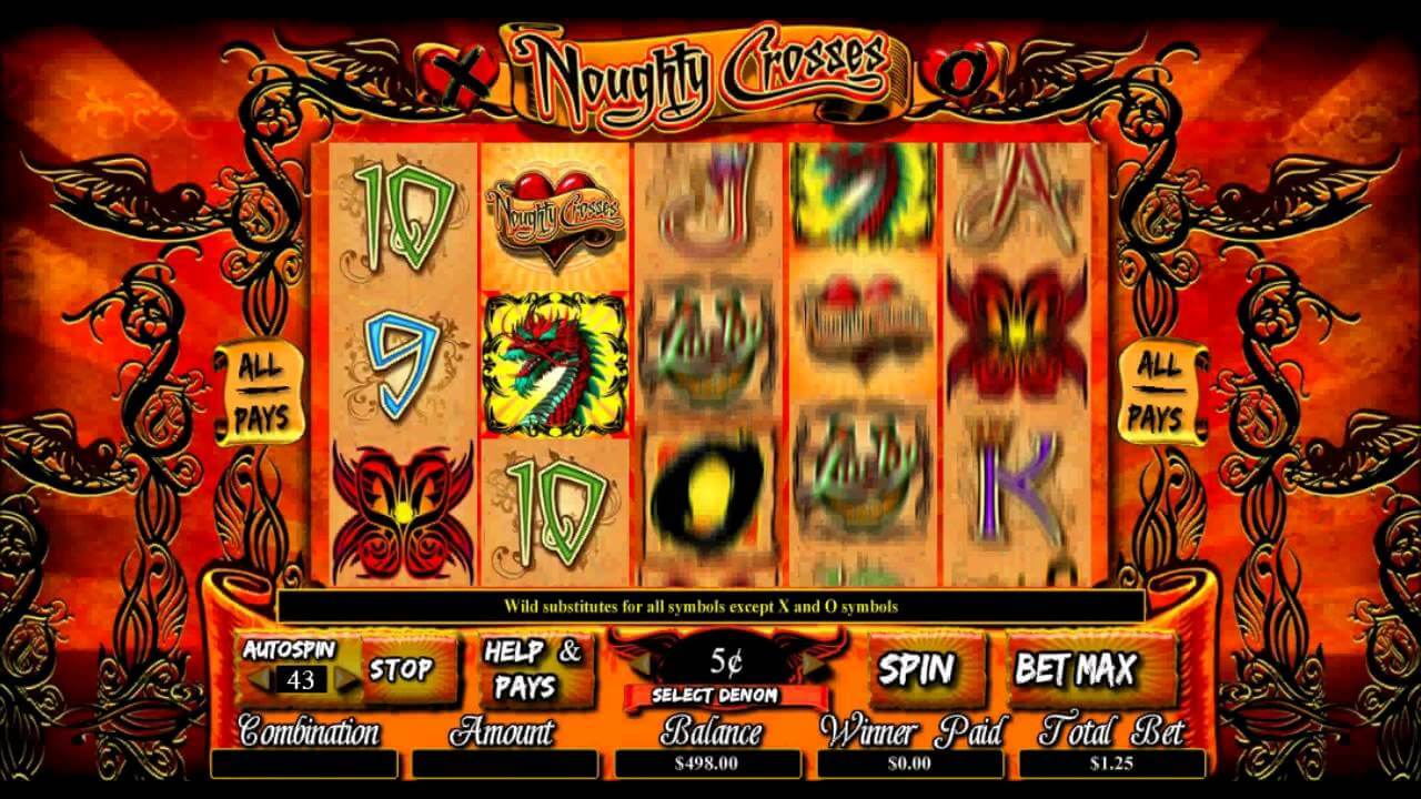 Noughty Crosses Slot Guide & Review for Players Online