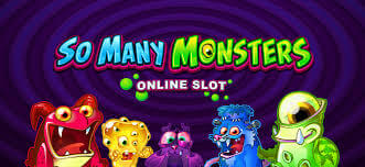 So Many Monsters Slots Game