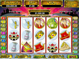 Aladdin's Wishes Video Slots
