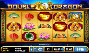Double Dragon Slot from Bally