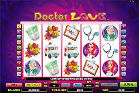 Doctor Love Online Slots Overview