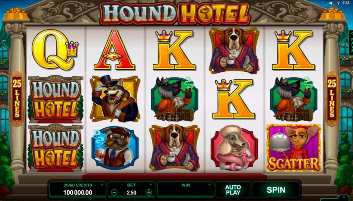 Hound Hotel Slot Guide for New Players Online